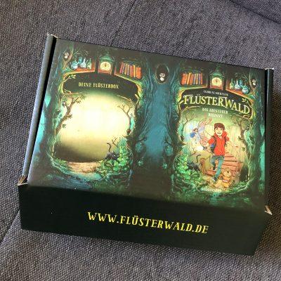 Flüsterwald - Das Abenteuer beginnt von Andreas Suchanek (Ueberreuter Verlag)
